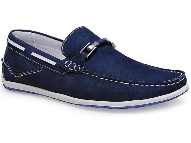 Sapato Masculino Ferricelli Ag18830 Azul
