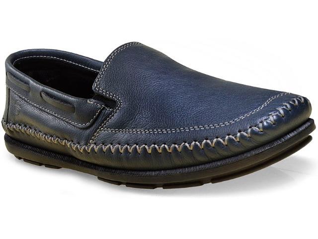 Sapato Masculino Ferricelli Ib14915 Petróleo