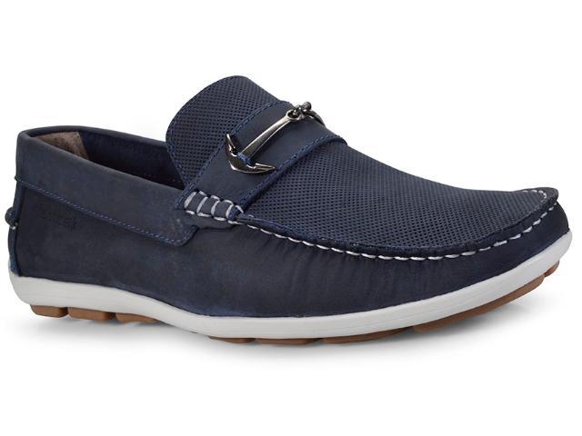 Sapato Masculino Ferricelli Yn46270 Azul