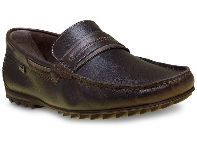 Sapato Masculino Free Way Boat-2679 Capuccino