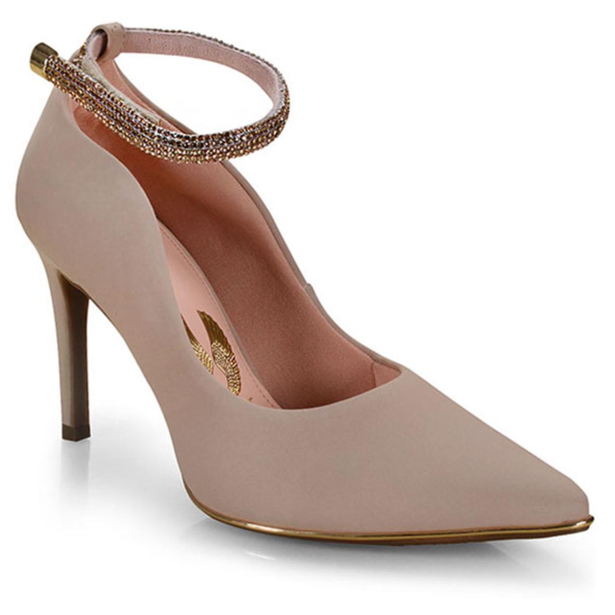 Sapato Feminino Invoice 211.001 Bistro