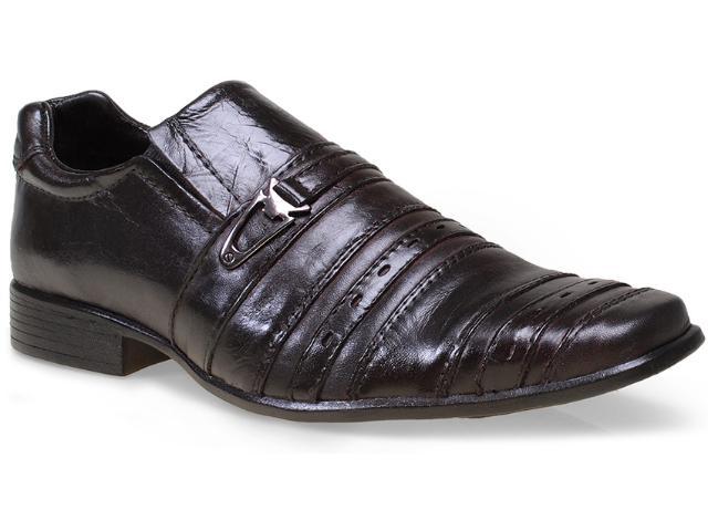 Sapato Masculino J.mathias 5006 Tabaco