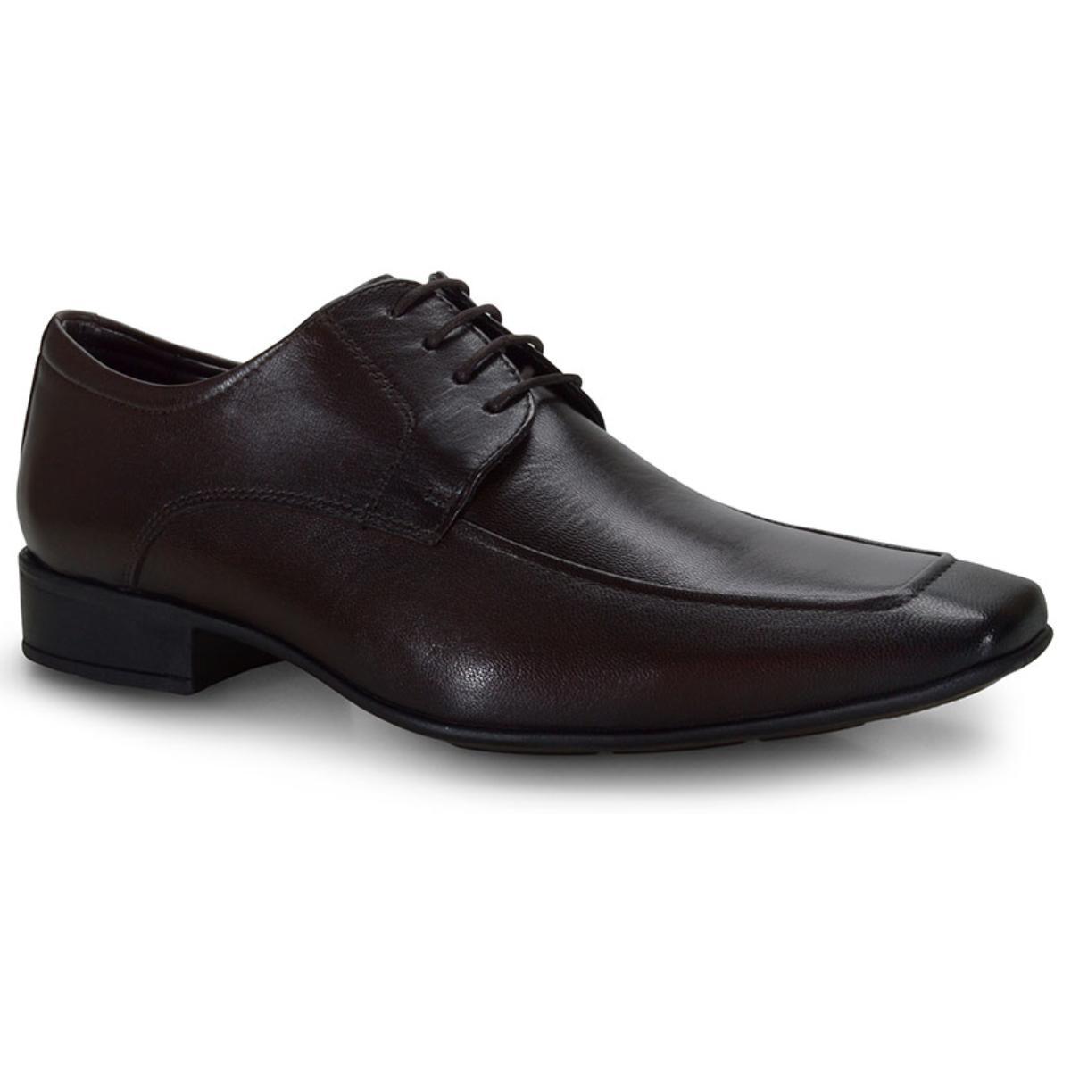 Sapato Masculino Jota pe 40056 Chocolate