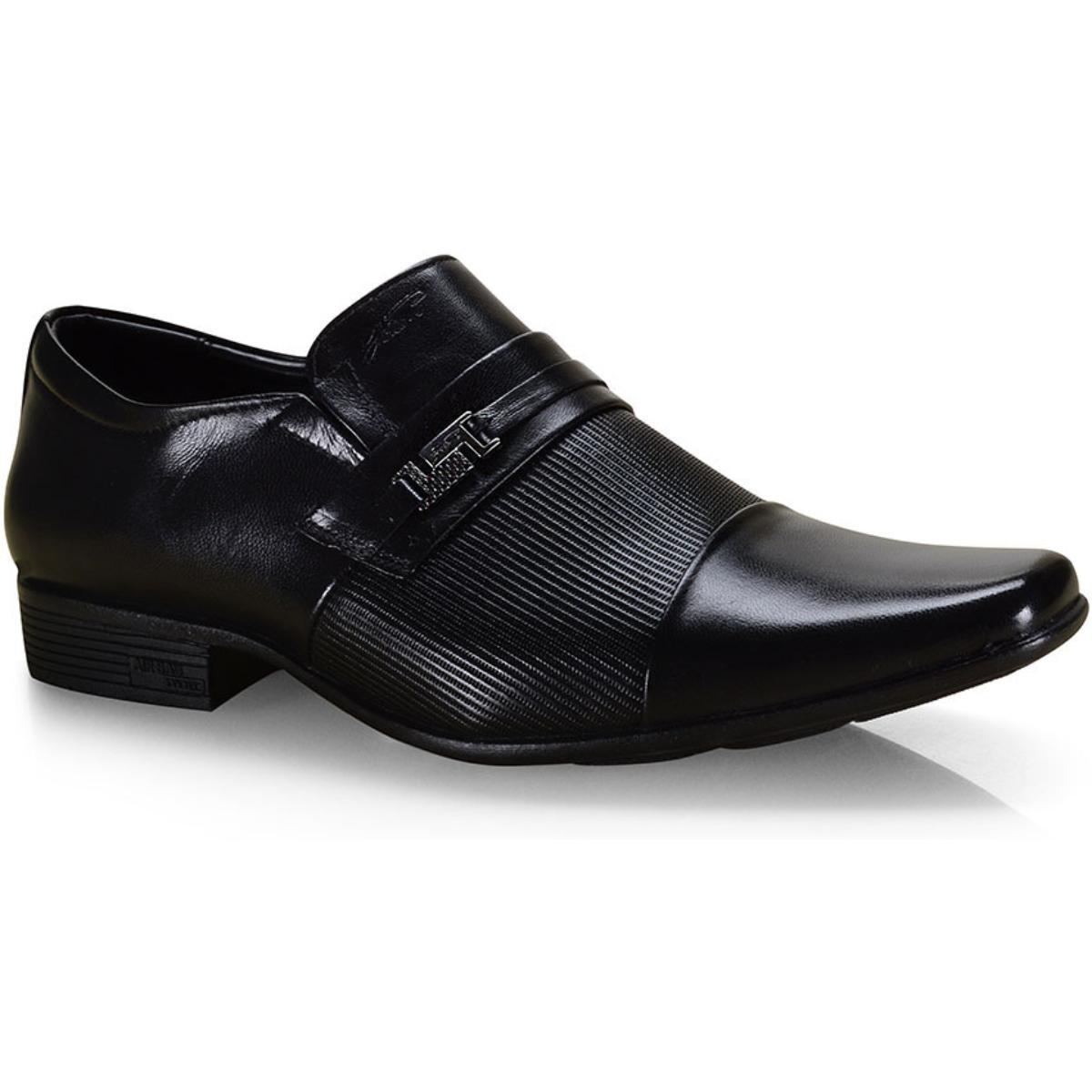 Sapato Masculino Jota pe 13127 Preto