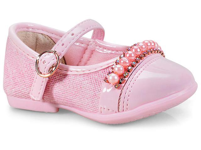 Sapato Fem Infantil Kidy 01502504005 Nude