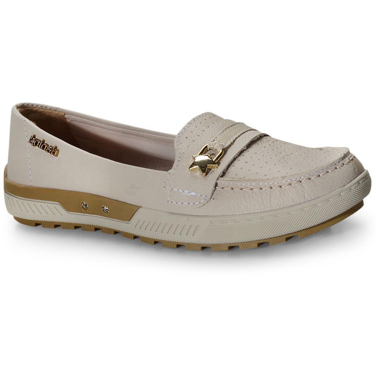 Sapato Feminino Kolosh C1903 Fibra
