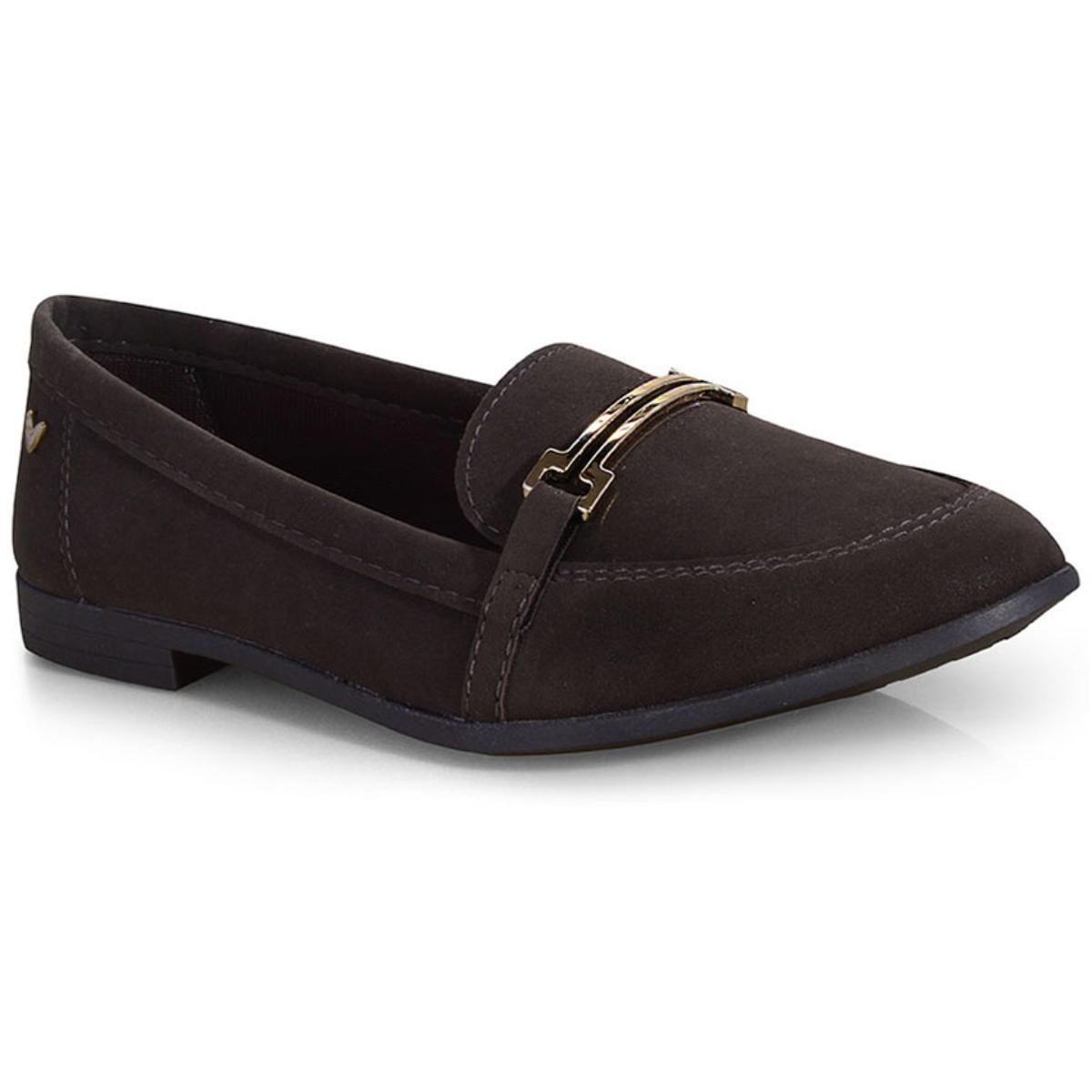 Sapato Feminino Mississipi Q0372 Café