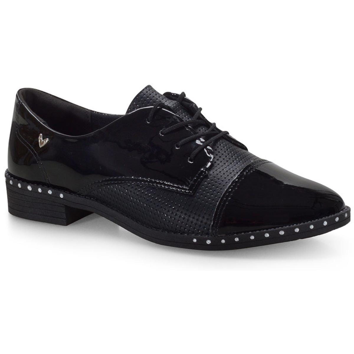 Sapato Feminino Mississipi Q2442  Preto