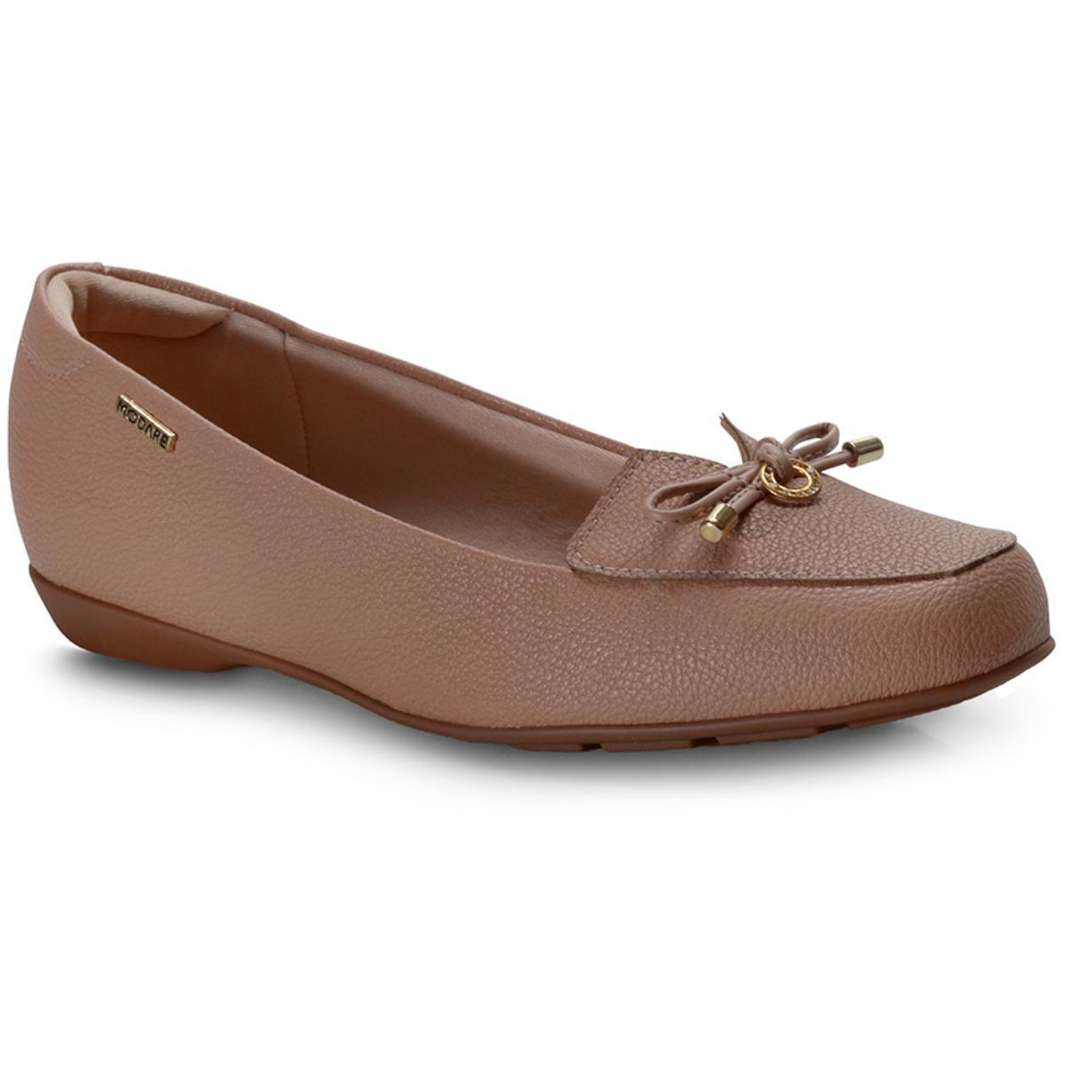 Sapato Feminino Modare 7016461 Nude