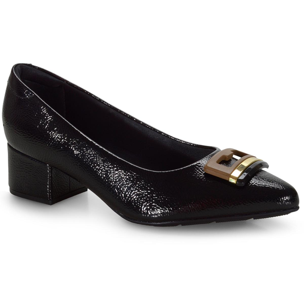 Sapato Feminino Modare 7340108 Preto