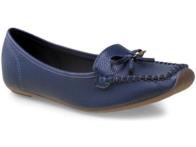 Sapato Feminino Moleca 5252105 Marinho