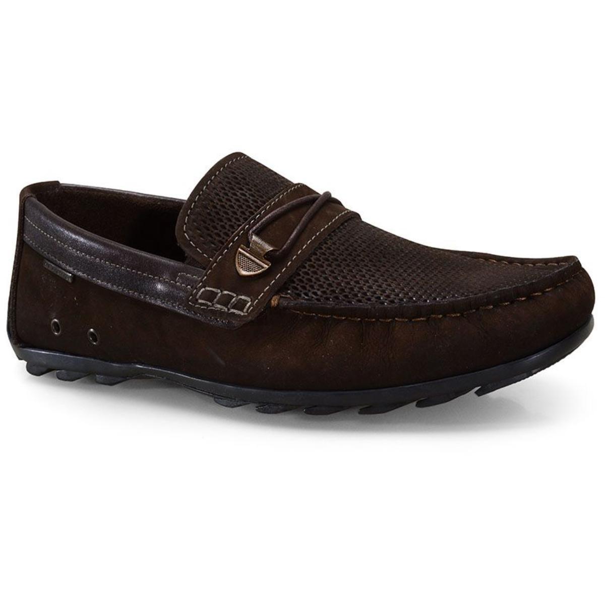Sapato Masculino Pegada 140909-05 Capuccino