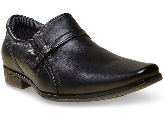 Sapato Masculino Pegada 22224-01 Preto