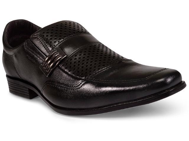 Sapato Masculino Pegada 124401-01 Preto