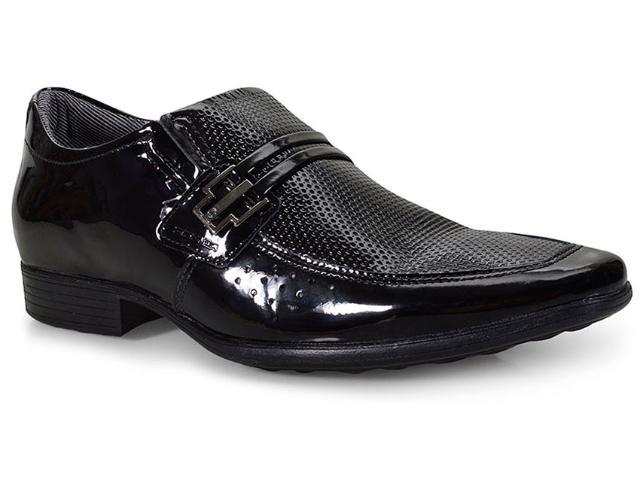 Sapato Masculino Pegada 122822-04 Preto