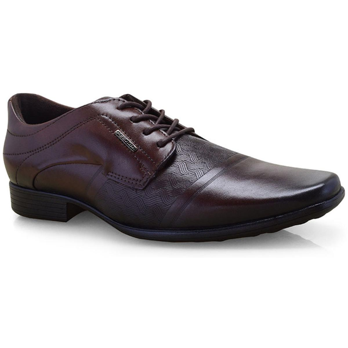 Sapato Masculino Pegada 122861-02 Pinhao