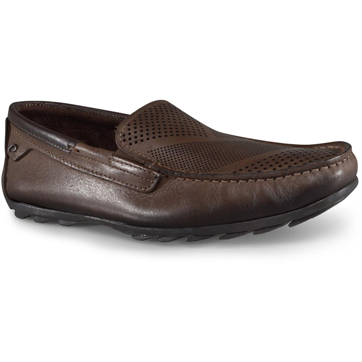 Sapato Masculino Pegada 140906-02 Cravo/brown