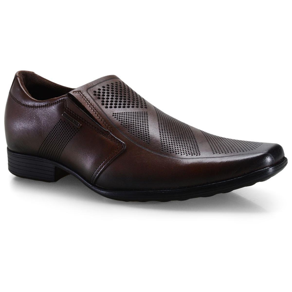 Sapato Masculino Pegada 122866-02 Pinhao