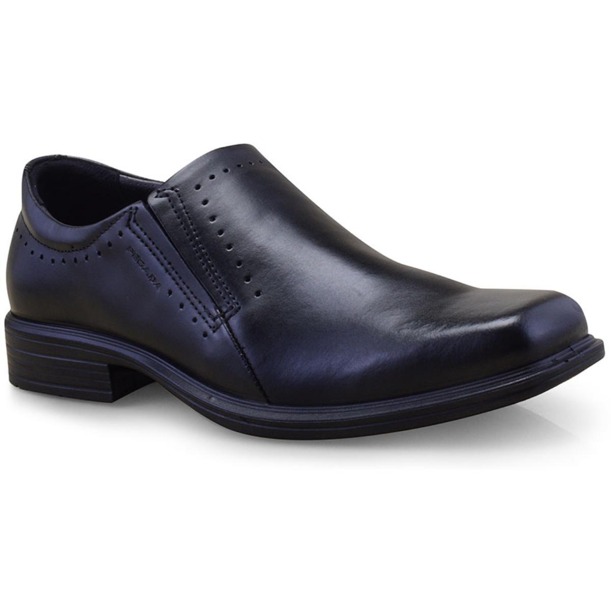 Sapato Masculino Pegada 124701-01 Preto