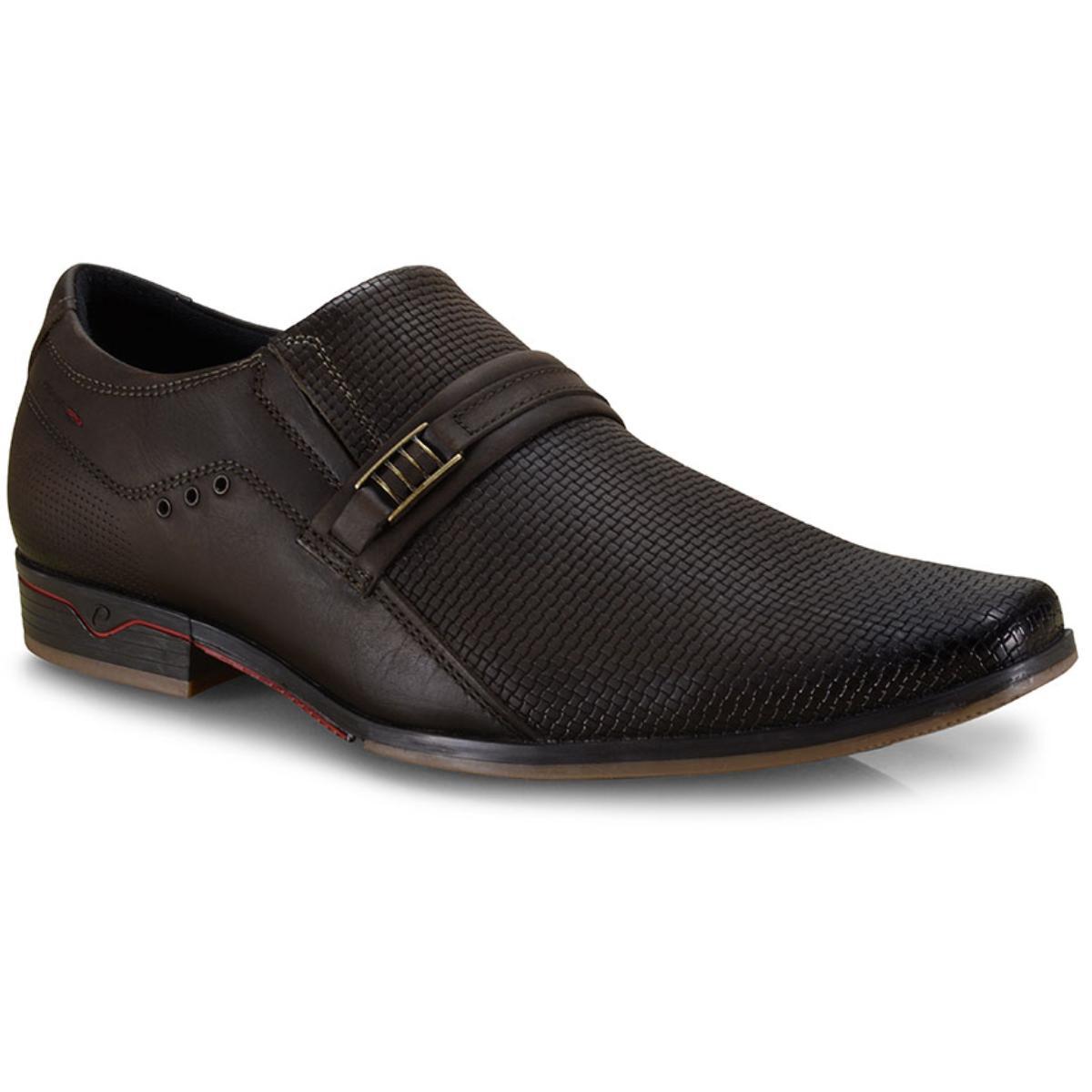 Sapato Masculino Pegada 122241-03 Cravo