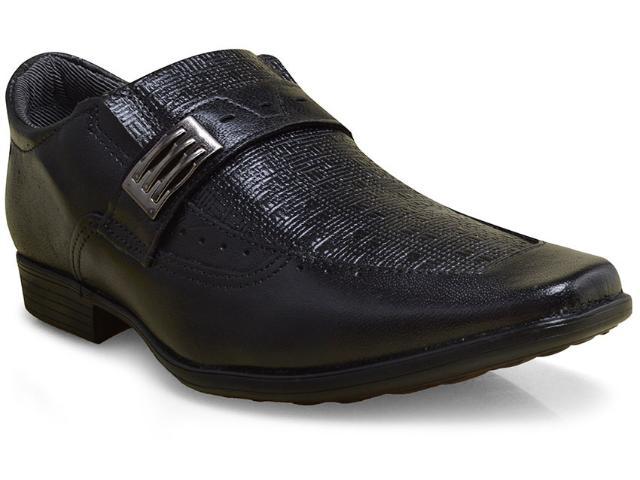 Sapato Masculino Pegada 22819-01 Preto