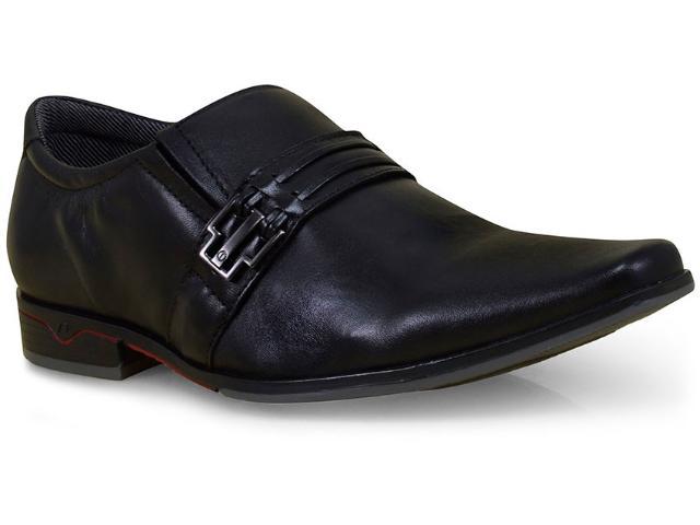 Sapato Masculino Pegada 22229-01 Preto