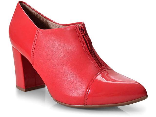 Sapato Feminino Piccadilly 746003 Vermelho