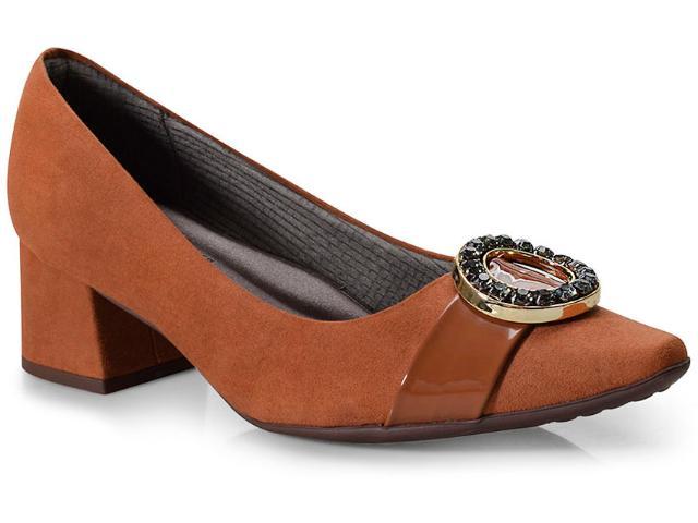 Sapato Feminino Piccadilly 744057 Amendoa