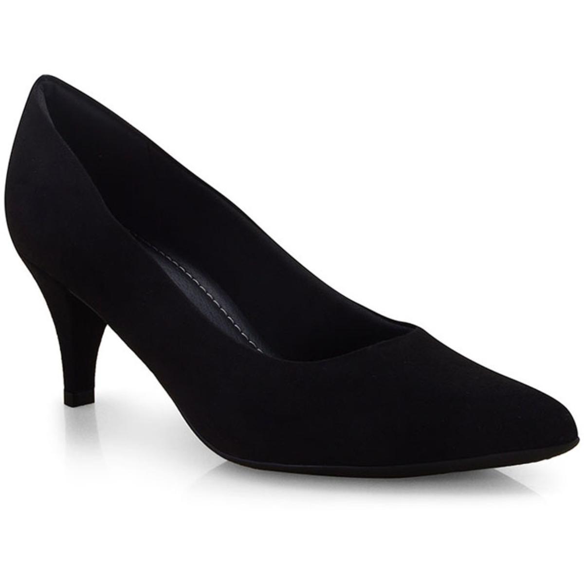 Sapato Feminino Piccadilly 745035 Preto