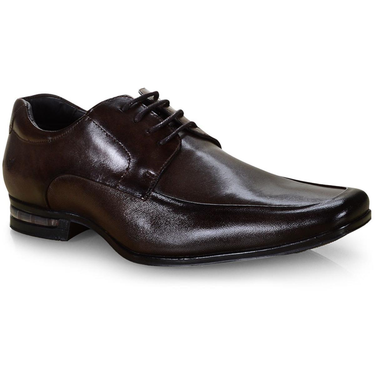 Sapato Masculino Rafarillo 55005-03 Castanho