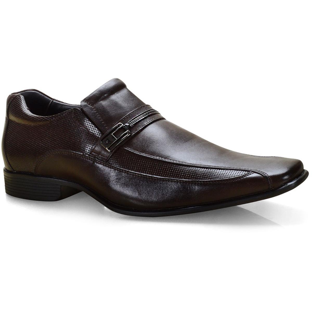 Sapato Masculino Rafarillo 34007-02 Café