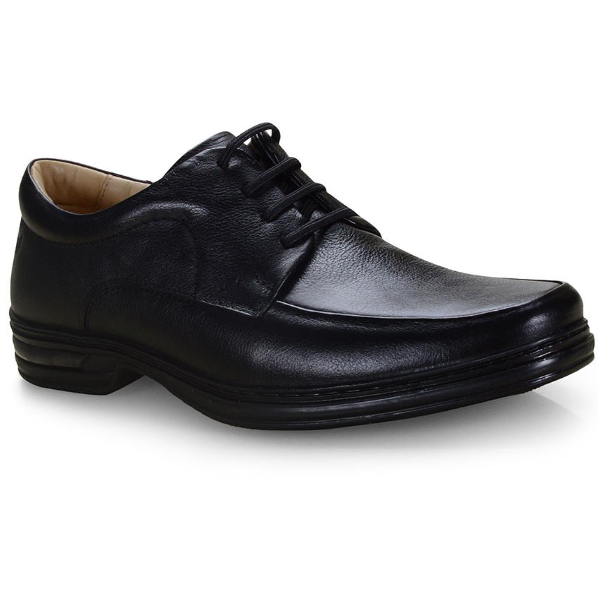 Sapato Masculino Rafarillo 39007-00 Preto