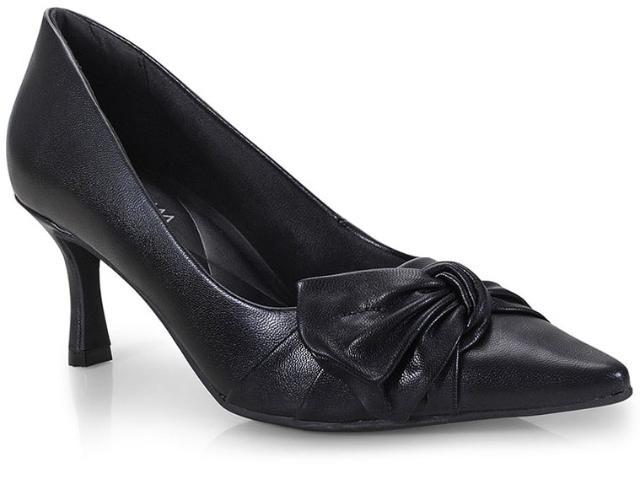 Sapato Feminino Ramarim 18-85105 Preto