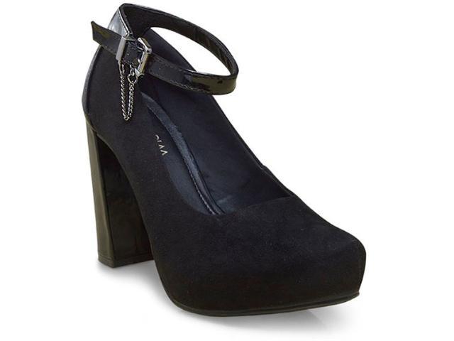 Sapato Feminino Ramarim 17-40103 Preto