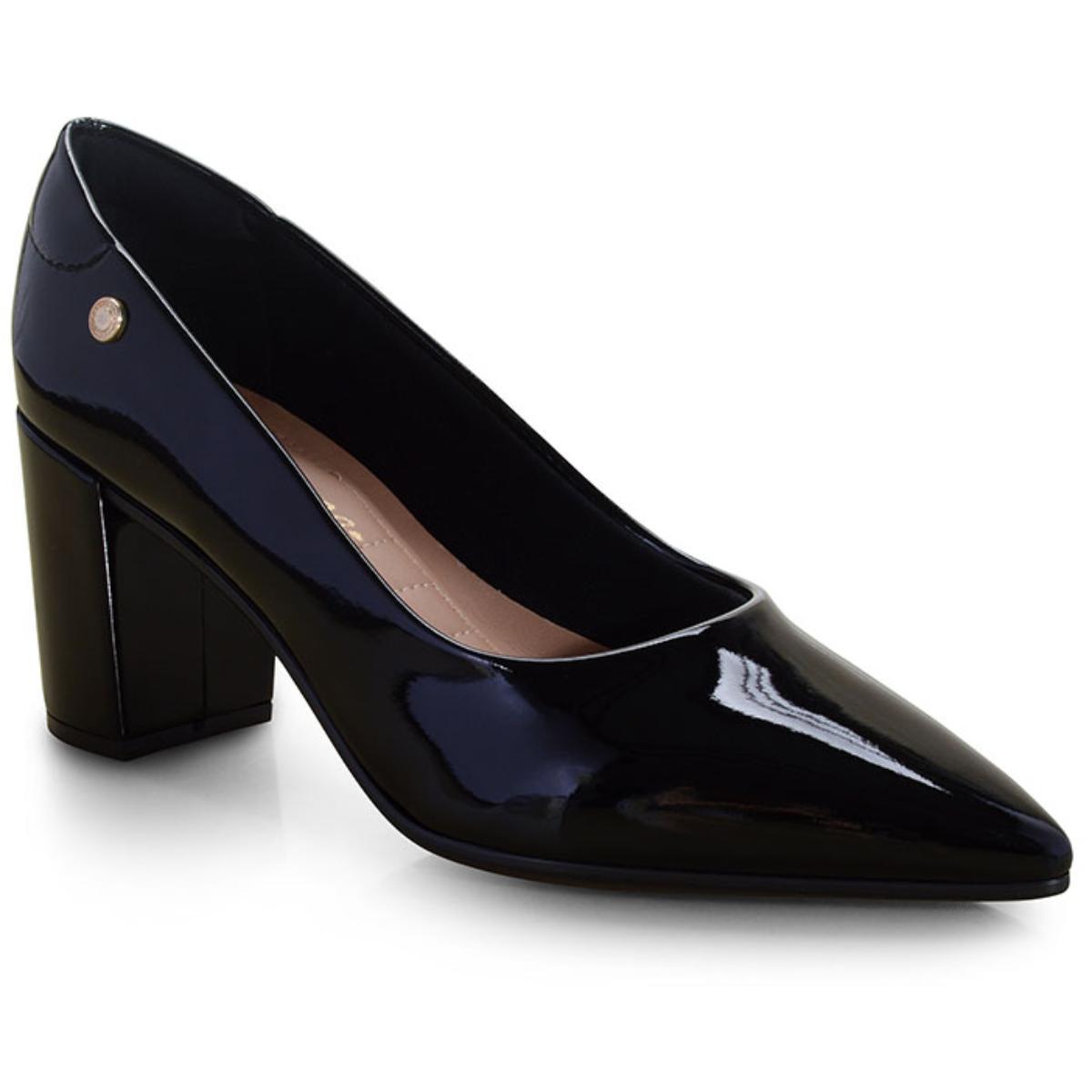 Sapato Feminino Santinelli 1240-001 Preto