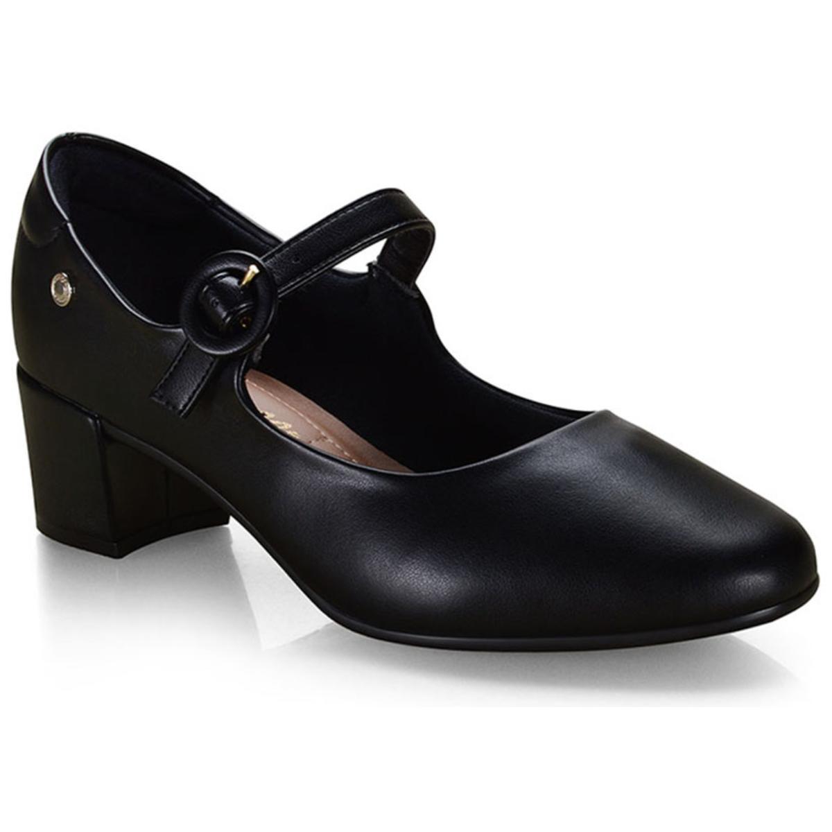 Sapato Feminino Santinelli 1274-009 Preto