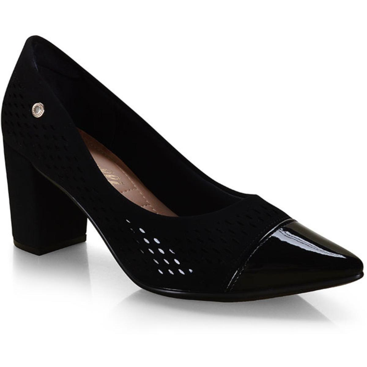Sapato Feminino Santinelli 1280-002 Preto