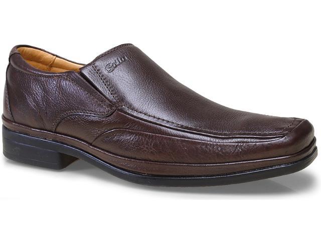Sapato Masculino Sollu 11628 Café