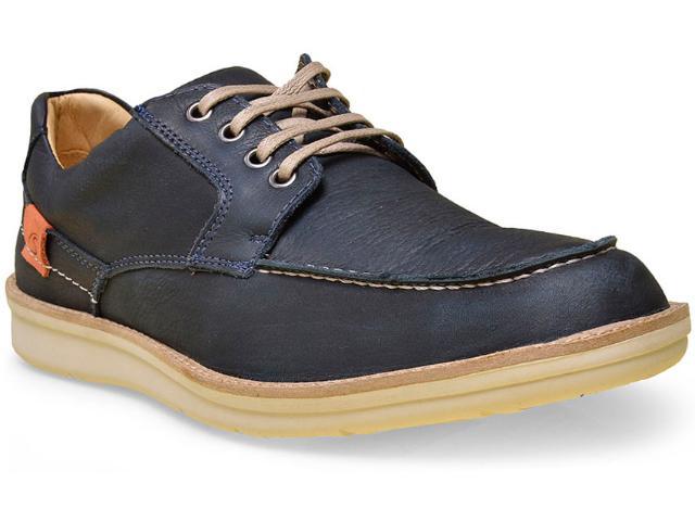 Sapato Masculino Sollu 18003 Marinho