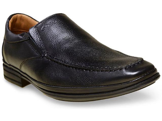 Sapato Masculino Sollu 30202 Preto