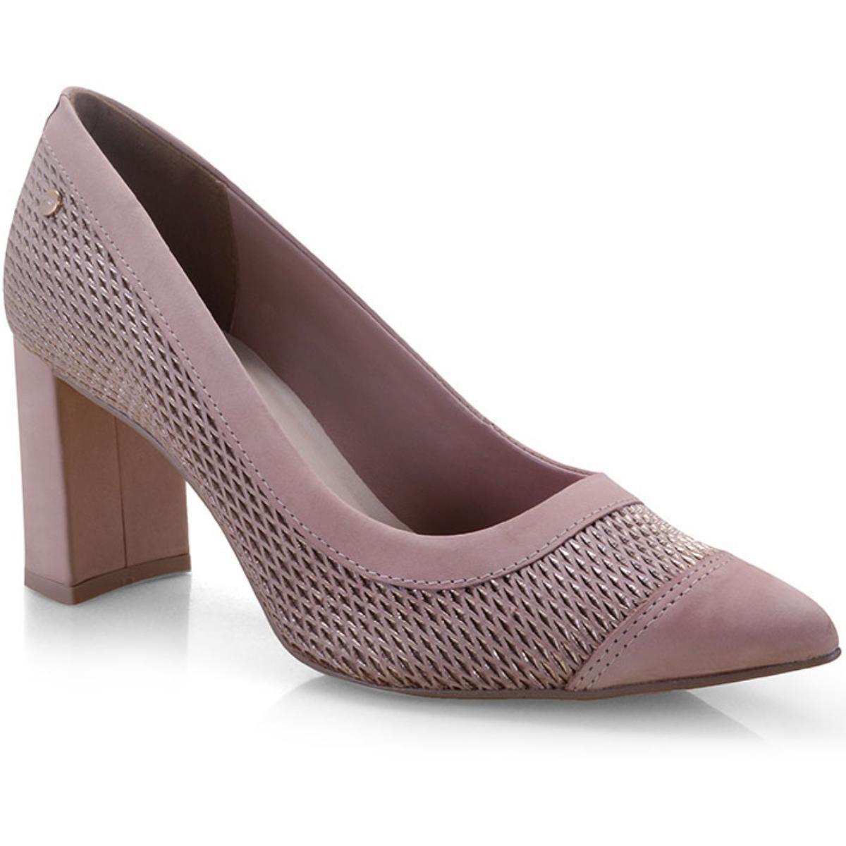 Sapato Feminino Tanara T3181 Noz