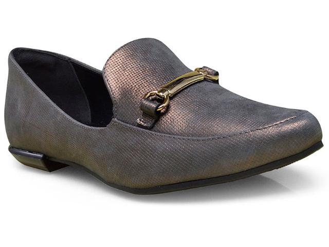 Sapato Feminino Tanara 1424 Bronze