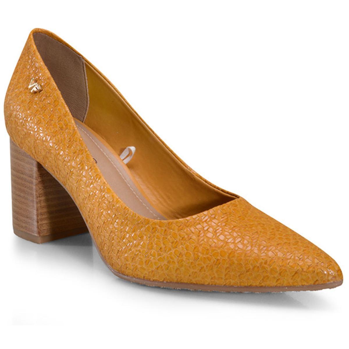 Sapato Feminino Verofatto 6018701 Amarelo