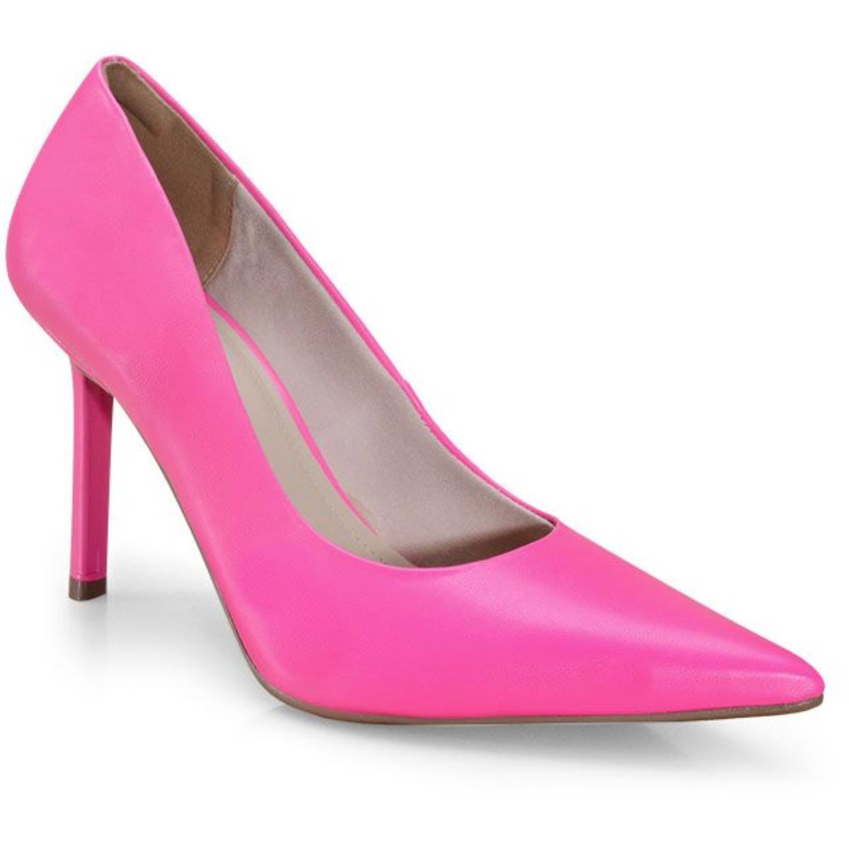 Sapato Feminino Via Marte 21-13301-01 Magenta