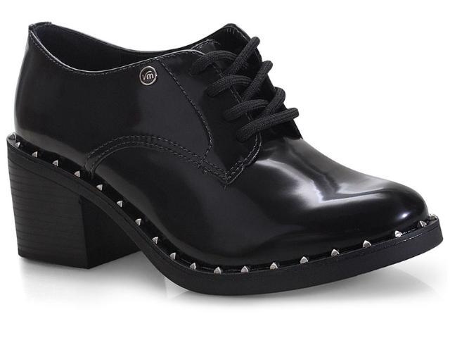 Sapato Feminino Via Marte 18-404 Preto