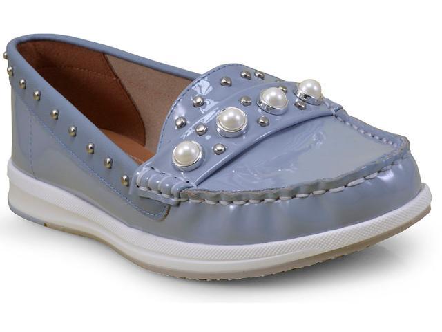 Sapato Feminino Vizzano 1268102 Azul