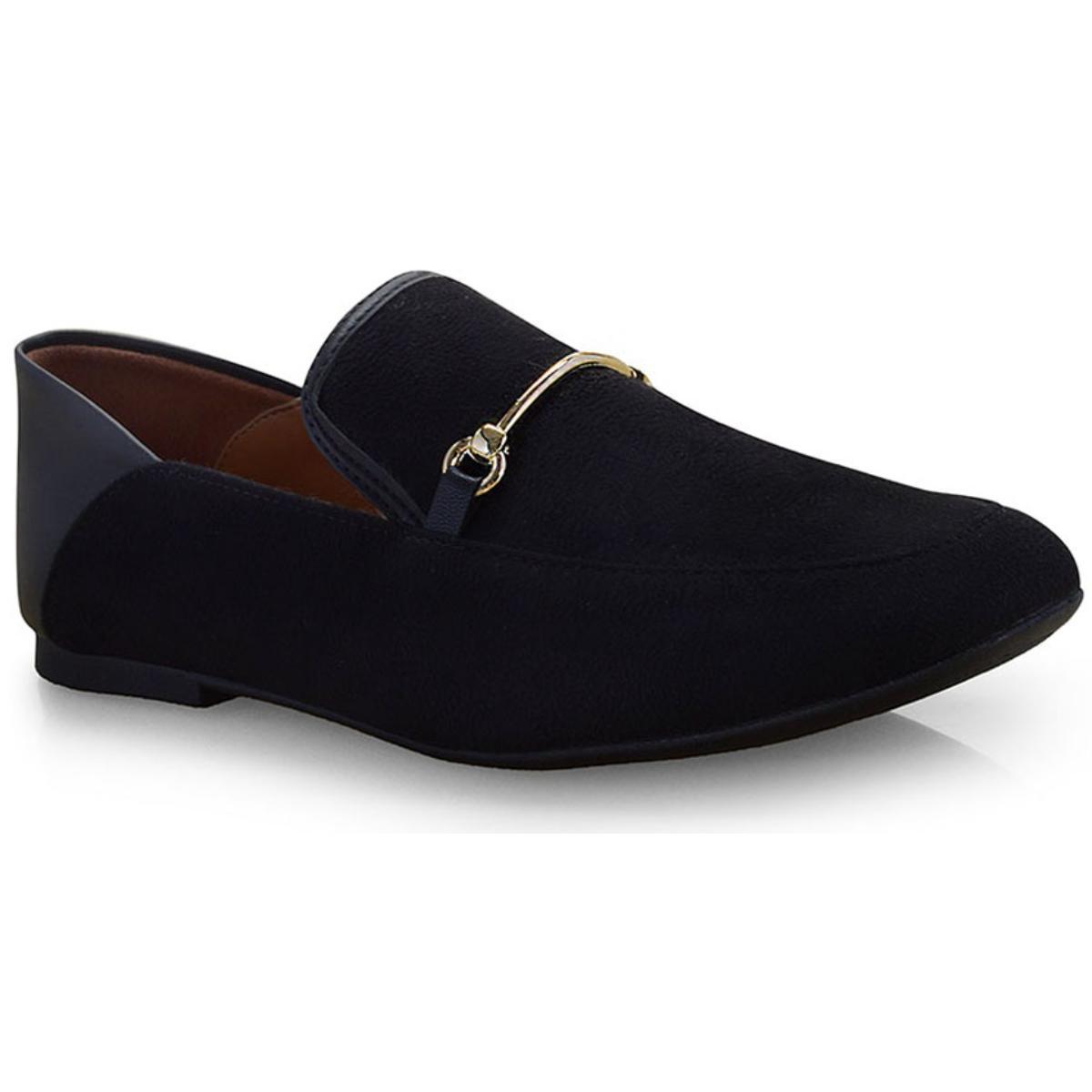Sapato Feminino Vizzano 1313101 Preto