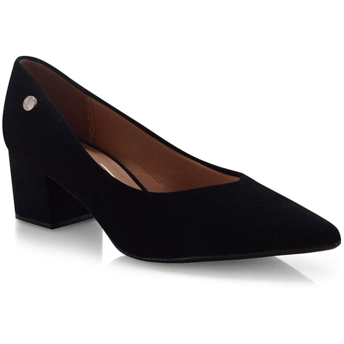 Sapato Feminino Vizzano 1220224 Preto