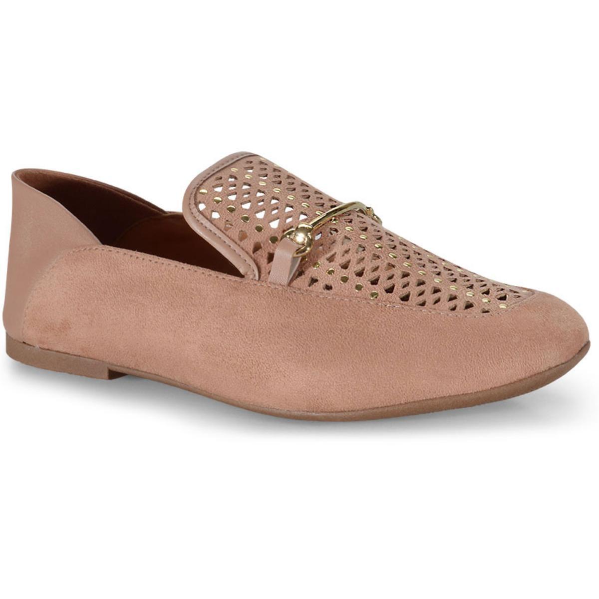 Sapato Feminino Vizzano 1313215 Nude