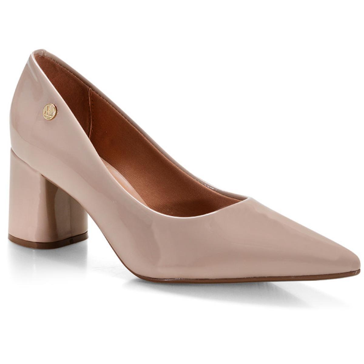 Sapato Feminino Vizzano 1342100 Bege